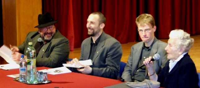 Brandeisz Elza, Szabó B. András és Sándor Péter