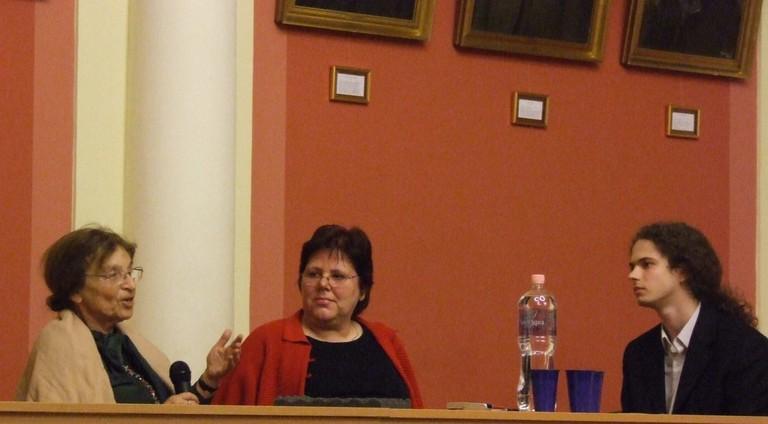 Heller Ágnes és Jutta Hausmann - big
