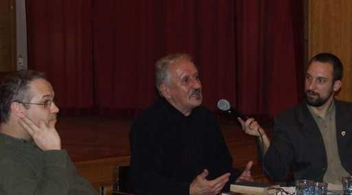 Ócsai Zoltán és Szemadám György; moderátor: Mesterházy Balázs - big