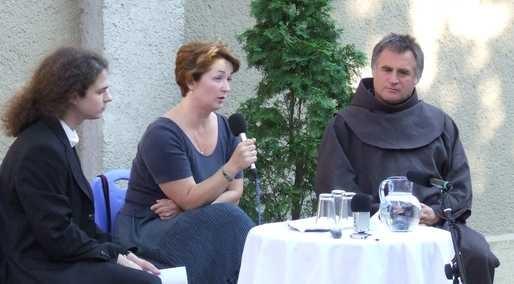 Roszík Ágnes és Böjte Csaba - big