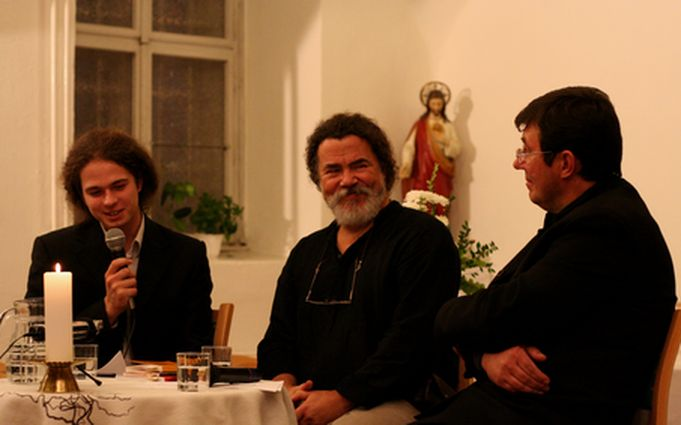 Simon András és Wolf Pál Péter