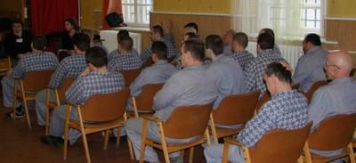 Simon Andrással a Váci Fegyház és Börtönben - small