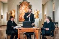 Zsidó–keresztény párbeszéd Ország Lili művészetéről