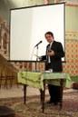 dr. Korányi András előadása reformáció és szabadság címmel