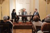 Disputa a holokauszt emlékév kapcsán – György Péter és Szabó B. András volt az Asztali beszélgetések sorozat vendége.