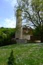 A templomot Nagy Tamás Ybl-díjas építész tervezte
