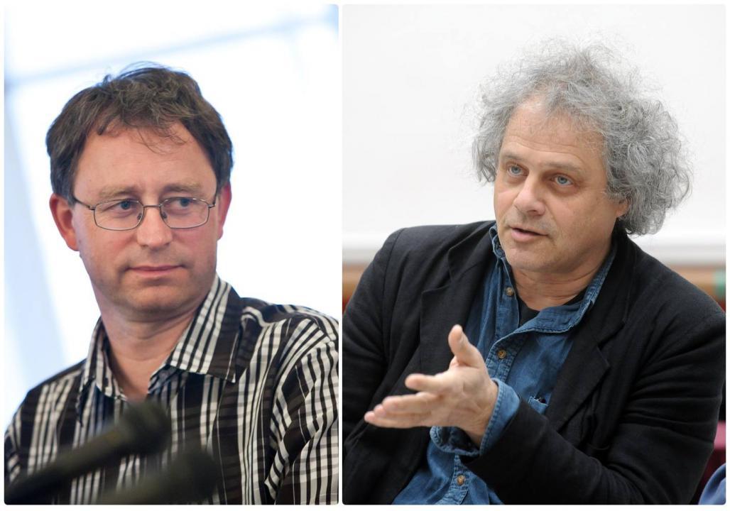 FORGÁCH András és CSEPREGI András disputája