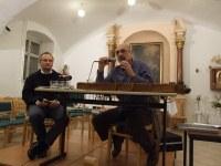 Gryllus Dániel és Borián Elréd osb lírai-zenés párbeszéde