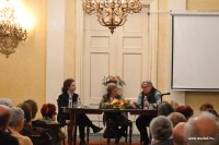Heller Ágnes és Jutta Hausmann a 21. század kérdéseiről és lehetőségeiről beszélgetett – Videó