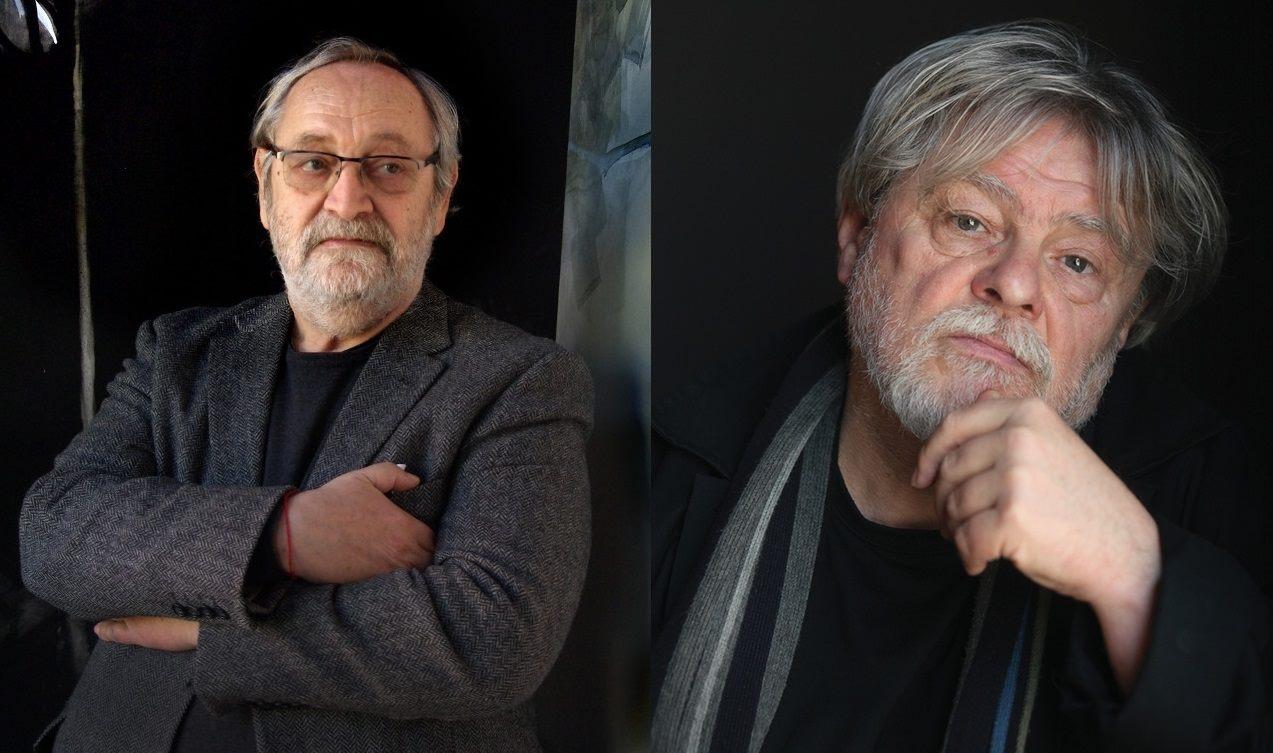 Parti Nagy Lajos és Szüts Miklós beszélgetése