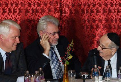 Schweitzer József, Pálinkás József és Szabó Lajos disputája