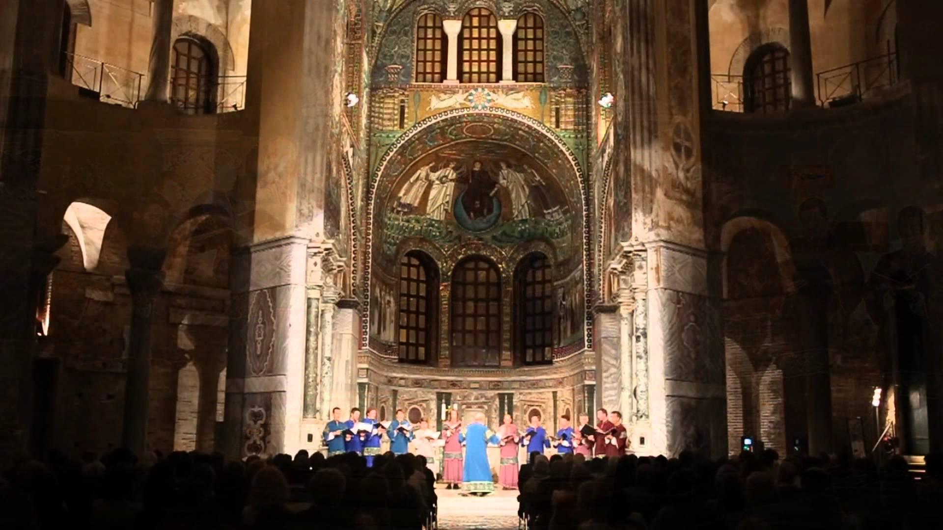A Szent Efrém Férfikar és Marie Keyrouz nővér húsvéti koncertje
