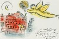 Álom ihlette művészet - Chagall kiállítás