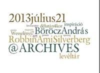 @Archives - Robbin Ami Silverberg és Böröcz András