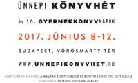 Az Ünnepi Könyvhét programja a Vörösmarty téren