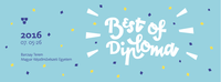 Best of Diploma 2016