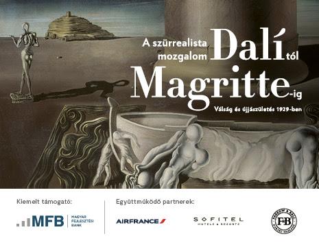 A szürrealista mozgalom Dalítól Magritte-ig – Válság és újjászületés 1929-ben