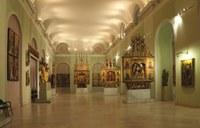 Egyházi tárlatvezetések sorozat a késő gótikus szárnyasoltároknál a Magyar Nemzeti Galériában