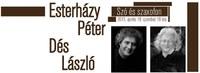 Esterházy Péter és Dés László estje