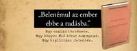 Forgách András: Élő kötet nem marad - könyvbemutató