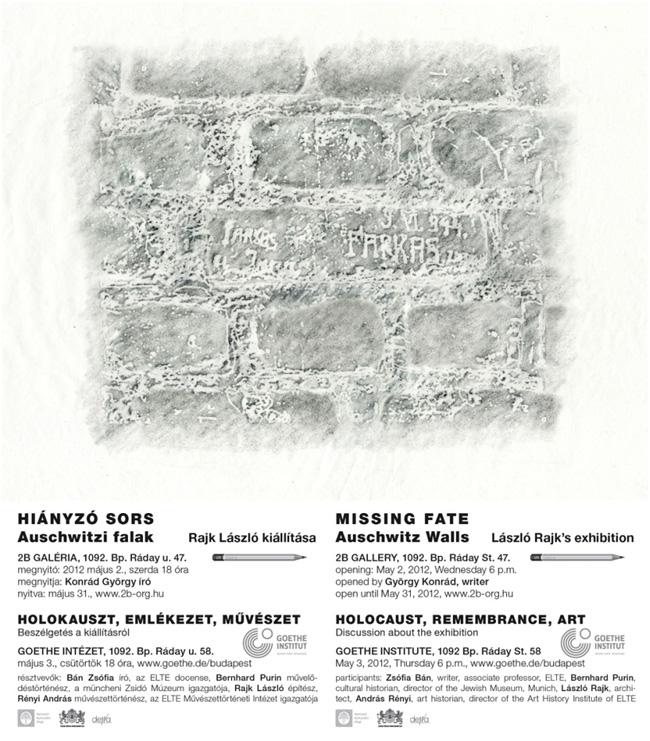 Hiányzó sors - Auschwitzi falak