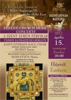 Húsvét fénye - Szent Efrém Férfikar