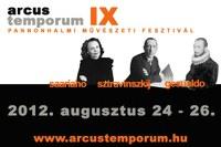 IX. Arcus Temporum - Pannonhalmi Művészeti Fesztivál