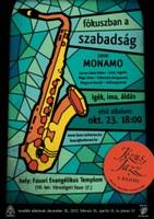 Jazz-istentisztelet a Fasori Evangélikus Templomban
