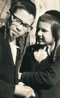 Joseph Kadar: Siratófalnál Jeruzsálemben, 1979