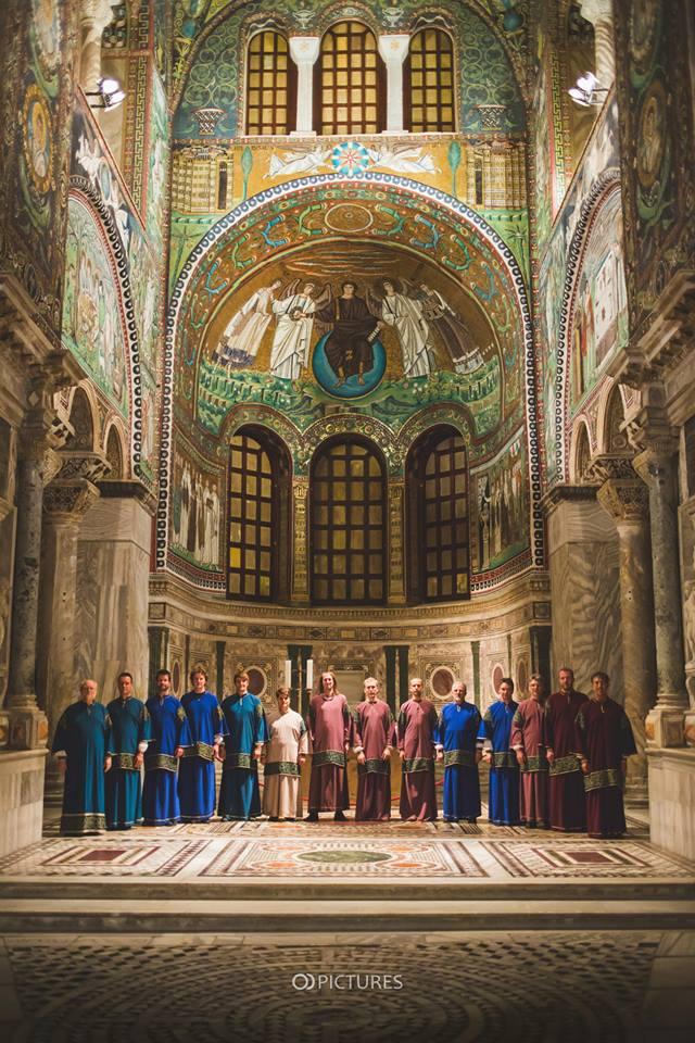 Notre Dame koncertek a Szent Efrém Férfikarral 1.