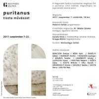 Puritanus - tiszta művészet
