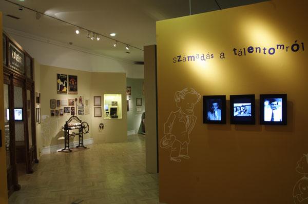 Számadás a tálentomról – Karinthy Frigyes-emlékkiállítás