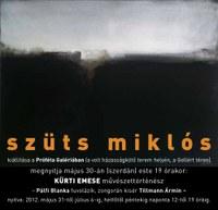 Szüts Miklós kiállítása