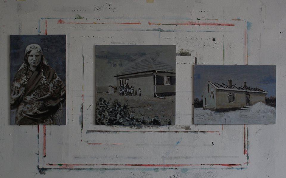Többszörös expozíció - A roma holokauszt emlékezete