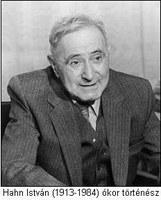 Vallástörténeti konferencia a száz éve született Hahn István tiszteletére