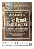 VII. Váci Nemzetközi Gregorián Fesztivál